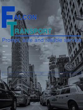 Falcon Transport screenshot 4