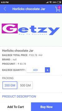 Getzy screenshot 4