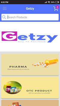 Getzy screenshot 2