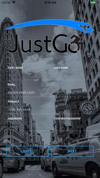 JustGo! LLC screenshot 1