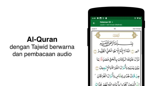 Muslim Pro syot layar 12