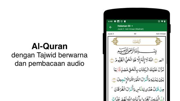 Muslim Pro syot layar 7