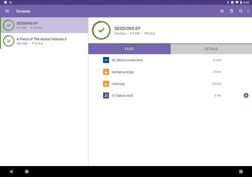 BitTorrent®- Torrent Downloads screenshot 5