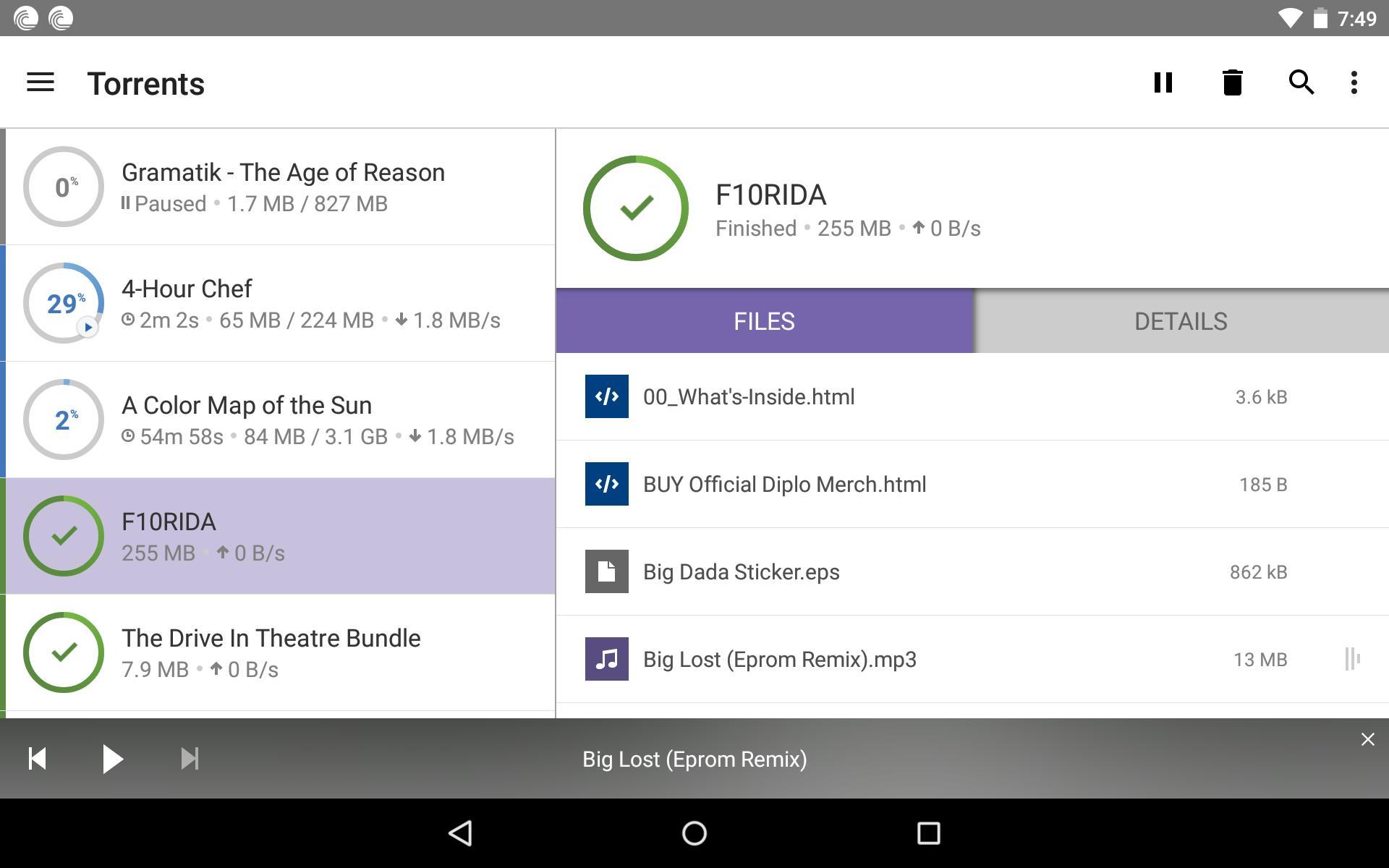 BitTorrent®- Torrent Downloads for Android - APK Download