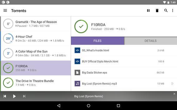 BitTorrent®- Torrent Downloads screenshot 6