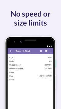 BitTorrent®- Torrent Downloads screenshot 1
