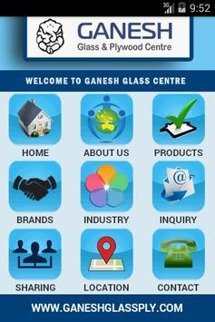 GANESH GLASS & PLYWOOD CENTRE screenshot 1