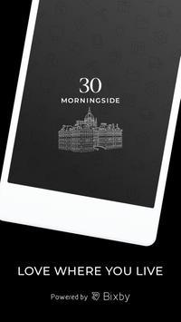 30 Morningside poster