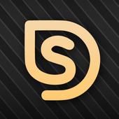 Squatingdog-icoon