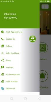 Ihbs Salon Joburg screenshot 2