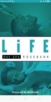 Life Day Spa Joburg poster
