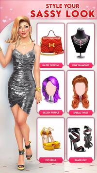 Fashion Games - Dress up Games, Stylist Girl Games screenshot 10