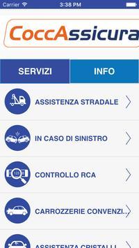 CoccAssicura screenshot 1