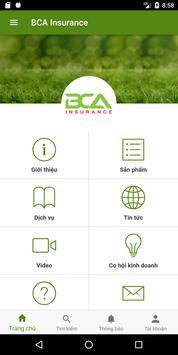 BCA Insurance poster
