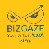 Bizgaze Test App icon