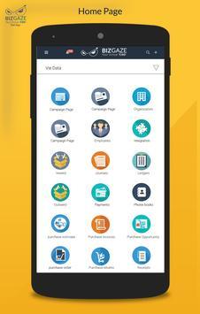 Bizgaze Test App screenshot 1