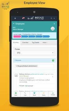 Bizgaze Test App screenshot 3
