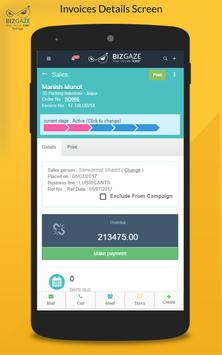 Bizgaze Test App screenshot 5