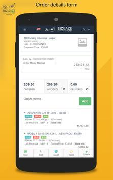 Bizgaze Test App screenshot 6
