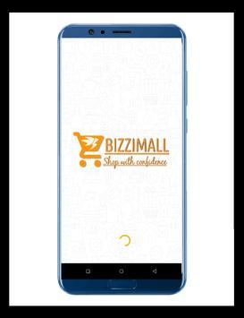 Bizzimall poster