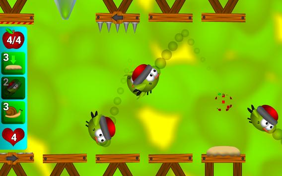 Bouncy Bird: Bounce on platforms find path puzzles screenshot 12