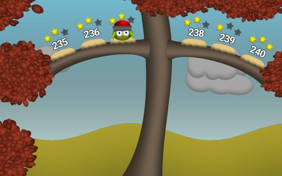 Bouncy Bird: Bounce on platforms find path puzzles screenshot 13