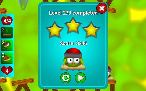 Bouncy Bird: Bounce on platforms find path puzzles screenshot 14