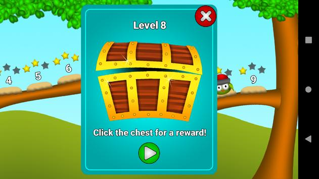 Bouncy Bird: Bounce on platforms find path puzzles screenshot 7