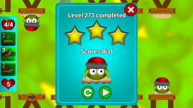Bouncy Bird: Bounce on platforms find path puzzles screenshot 6