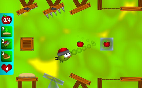 Bouncy Bird: Bounce on platforms find path puzzles screenshot 8