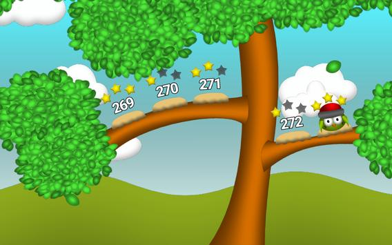 Bouncy Bird: Bounce on platforms find path puzzles screenshot 9