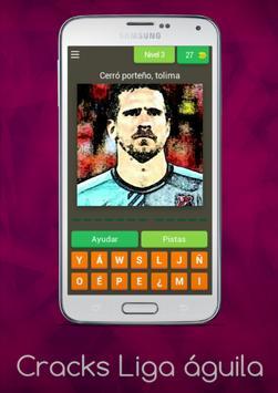 Cracks Liga águila screenshot 8