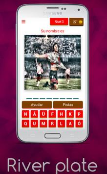 River plate quiz screenshot 3