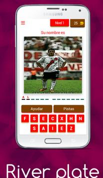 River plate quiz screenshot 16