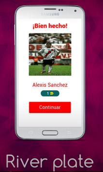 River plate quiz screenshot 1