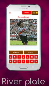 River plate quiz screenshot 2