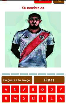 River plate quiz screenshot 5
