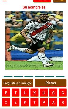 River plate quiz screenshot 6