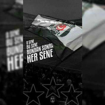 Beşiktaş Duvar Kağıtları poster
