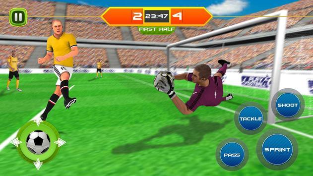 Real Soccer Star - Champions Trophy screenshot 1