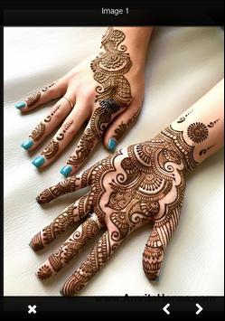 Best Henna Mehndi Ideas screenshot 2