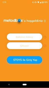 Metodbox poster