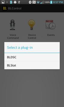 BLControl screenshot 4