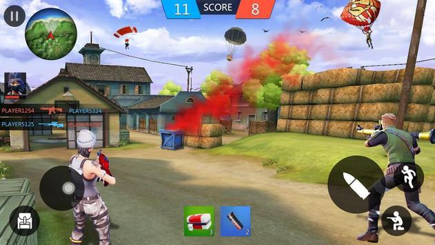 Cover Hunter - 3v3 Team Battle poster