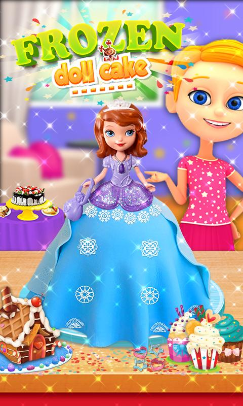Fairy Princess Ice Cream Cake Making Game For Android Apk Download