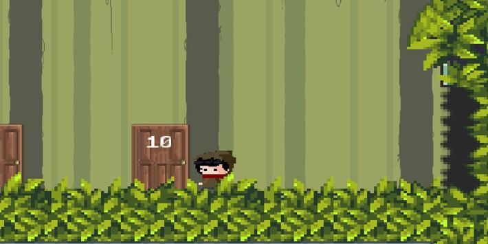 Pixel Doors screenshot 1