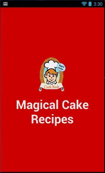 Cake Recipes poster