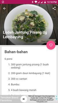Resep Masakan Rumahan Jawa screenshot 2
