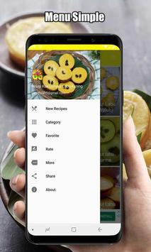 Resep Kue Lumpur Labu Kuning screenshot 1