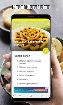 Resep Kue Lumpur Labu Kuning screenshot 3